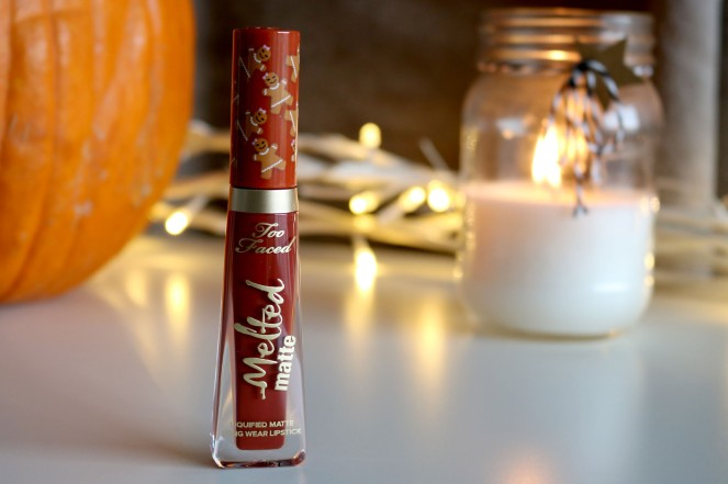 too faced gingerbread girl